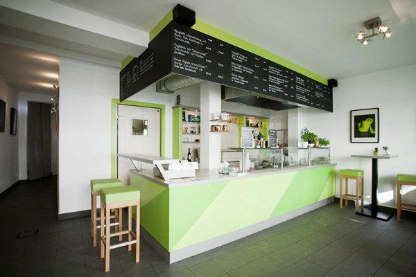 Numa Restaurant Kochstation